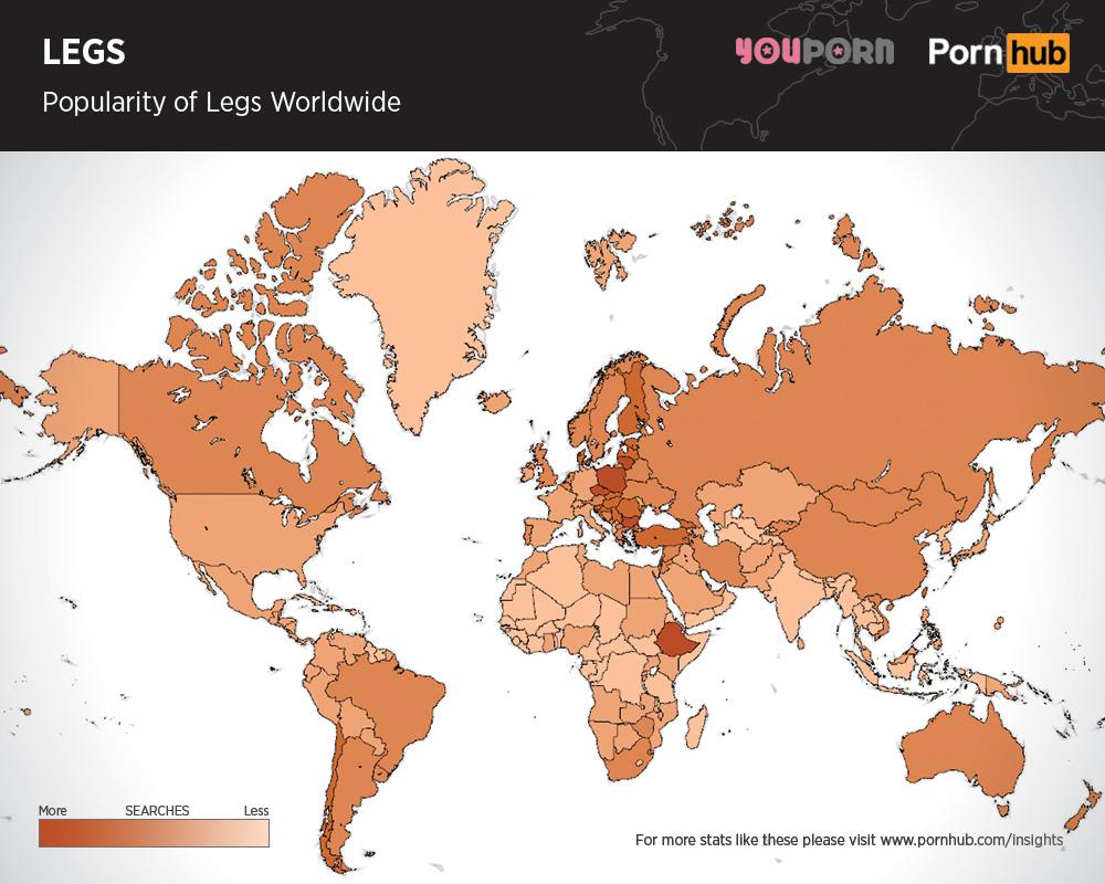 pornhub-legs-searches-worldwide