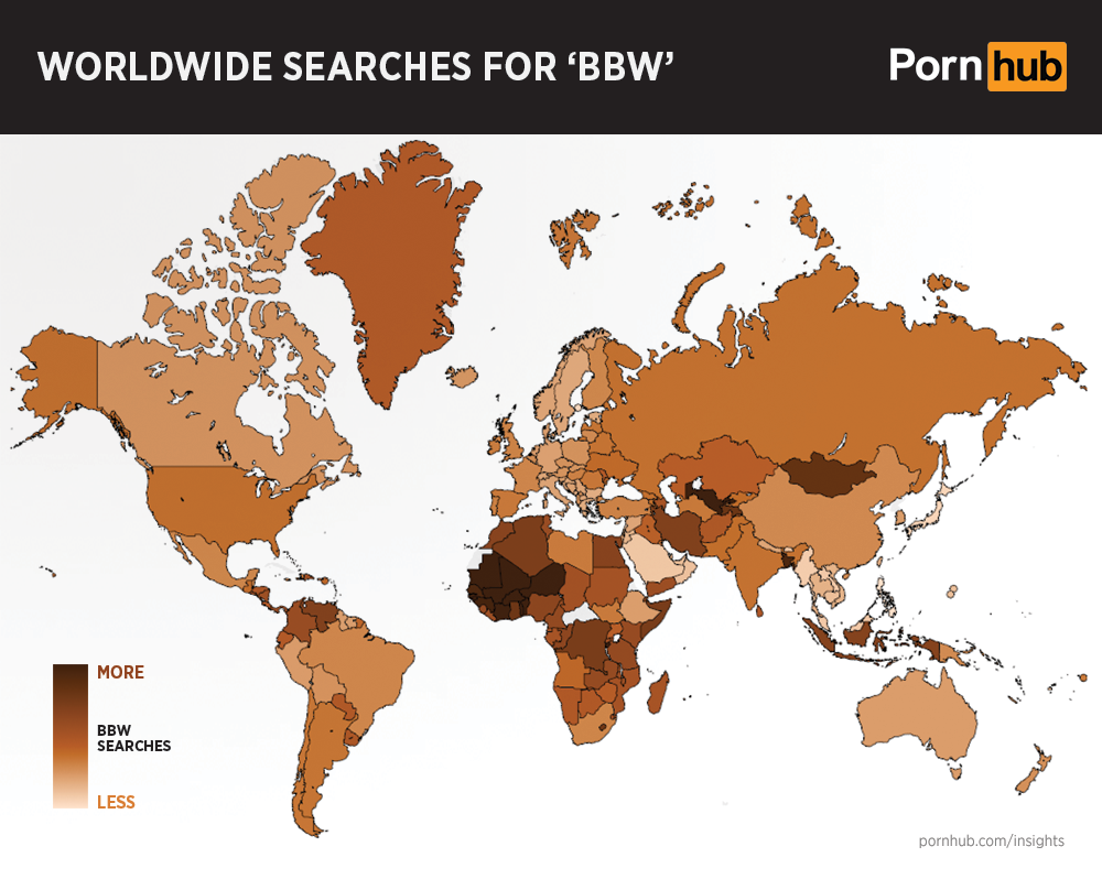Actrices Porno Altas Pornhub pornhub's 2015 year in review – pornhub insights