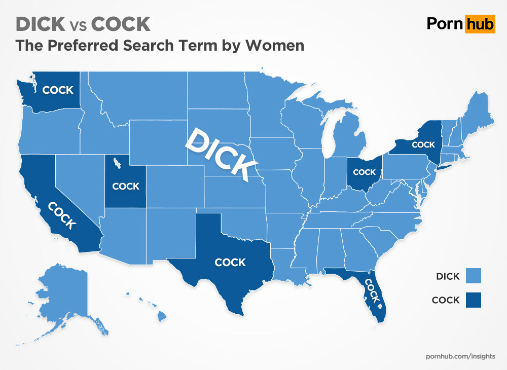 Penis map world