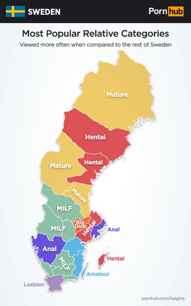 Pornhub Sverige